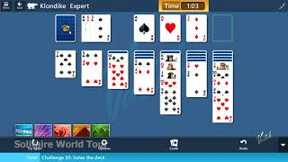 Solitaire World Tour #30 | September 2, 2019 Event