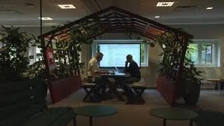 Aktivitetsbaserad arbetsplats, Skellefteå kommun