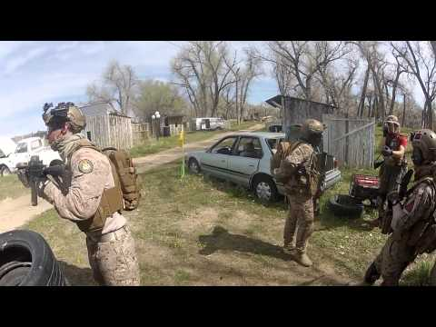 Operation Eurasia Prime, Kiowa Creek Part 1
