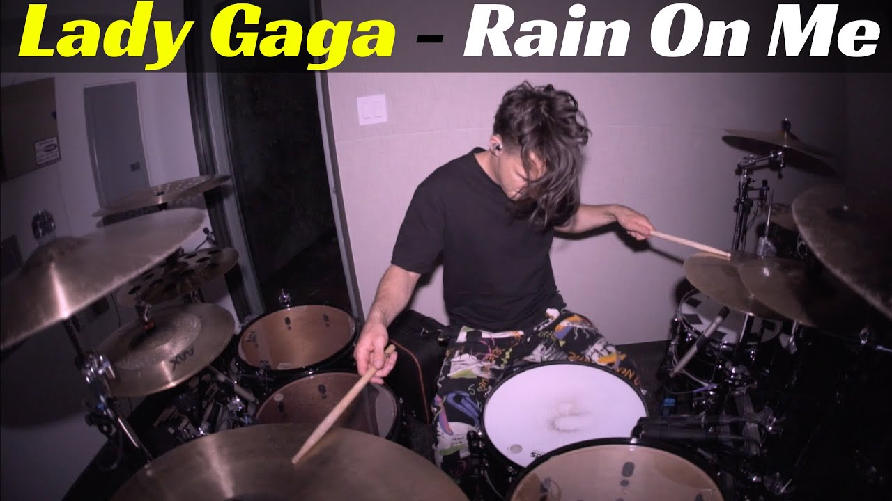 Lady Gaga, Ariana Grande - Rain On Me | Matt McGuire Drum Cover
