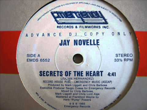 JAY NOVELLE ... Secret of the heart
