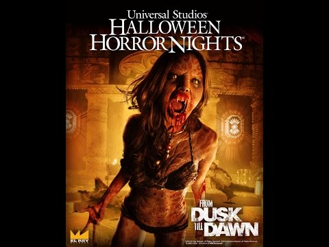 Win Halloween Horror Nights Tickets From 1033 The Vibe