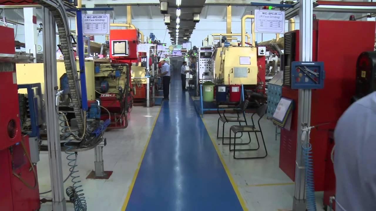 SKF India- Bengaluru Factory
