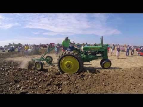 Plowing and Disking at Half Century of Progress 2017