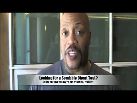 Scrabble Cheat Tool