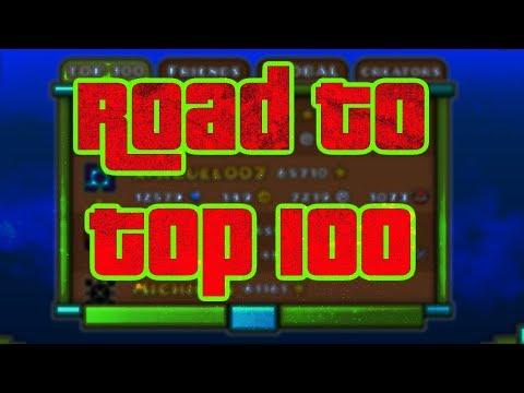 ROUGH START ~ Geometry Dash Road To Top 100 #1