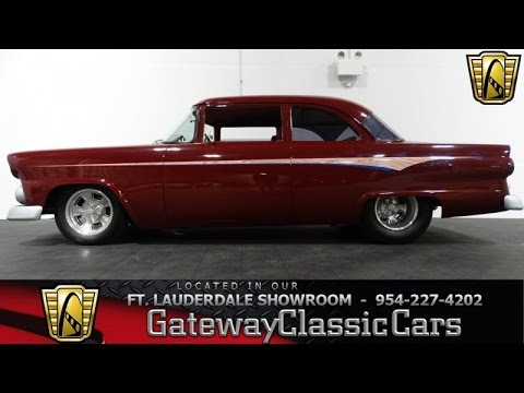 Repeat 1955 Ford Customline by GatewayClassicCars - You2Repeat