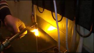 видео Ремонт холодильника NORD  225   ( холодильник плохо охлаждает )