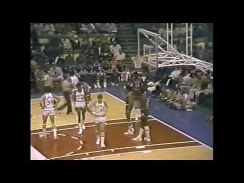 Julius Erving vs George Gervin, 1979-80, highlights