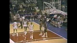 Julius Erving vs George Gervin, 1979-80, highlights