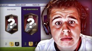 CES PACKS SONT EXCEPTIONNELS - FIFA 18