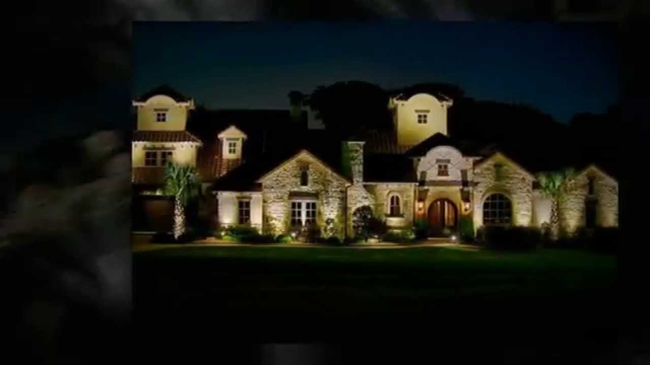 Creative Nightscapes The Best Outdoor Lighting Company In Dallas, TX    YouTube