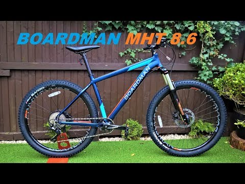 Boardman MHT 8.6 2018 Mountain Bike