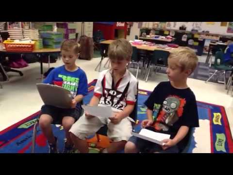 Second grade interview wright brothers