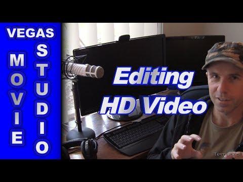 Techniques for Editing Video Smoothly using Vegas Movie Studio & Sony Vegas Pro