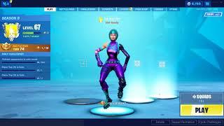 Fortnite Wonder Skin Scenario Dance