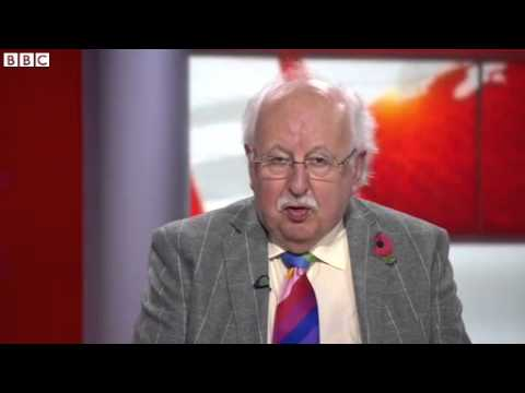BBC News   UK Storms  Michael Fish's Forecast For England And Wales