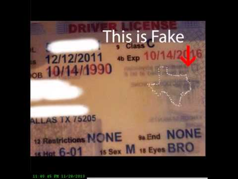 Catch Texas A Youtube - Id Fake