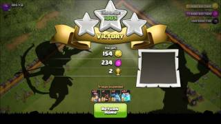 Having Fun In Clash Of Clans Private Server   Unlimited Troops,Resources  