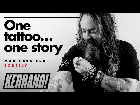 MAX CAVALERA Sold His KISS Collection to Pay for His First Tattoo at Age 15