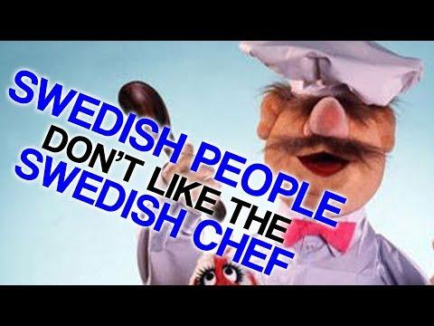 Swedish People Don't Like the Swedish Chef