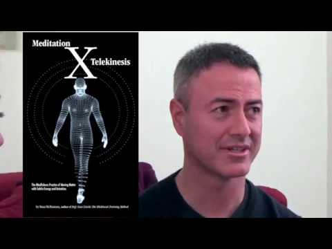 Special Telekinesis Class for Practitioners | HealCreateThrive