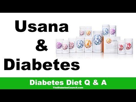 Is Usana Good For Diabetes?