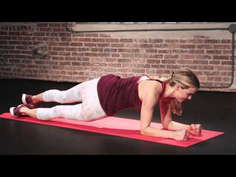 How to Do Plank Hip Dips | Health