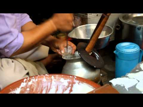 Making of Lassi- Milk product