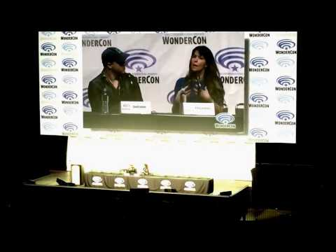 Wonder Woman Director Patty Jenkins Talks Chris Pine Steve Trevor WB Panel WonderCon  2017