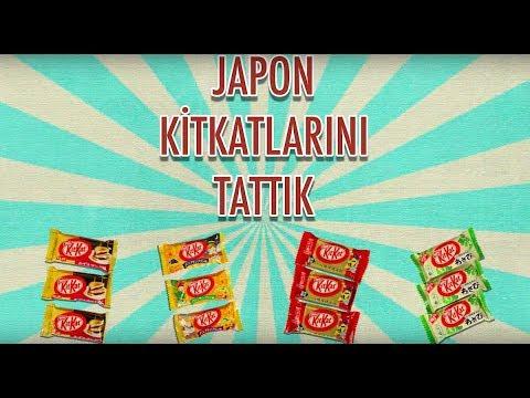 Türkler İlginç Japon KitKatlarını Tadıyor: Fotoğraflı bilgiler videolarında gösterdiğimiz farklı aromalara sahip Japon KitKatlarını tattık. Yeşilçaylıdan wasabiliye birbirinden ilginç KitKatlar. Bu video sponsorlu değil. Dolayısıyla KitKat'ları sadece ilginç oldukları için tadıyoruz.  OHA Diyorum kanalında ilginç, komik, faydalı, eğlenceli videolar yayınlıyoruz. İlginç bilgiler veriyoruz, eğlenceli oyunlar oynuyoruz, rekor denemeleri yapıyoruz, komik fotoğrafları derliyoruz, enteresan sorulara cevap veriyoruz, göz yanılmaları ile şaşırtıyoruz, oha diyeceğiniz deneyler yapıyoruz. Videolarımızı çekerken önce biz eğleniyoruz, ardından elbette sizi eğlendirmeyi amaçlıyoruz.   Faydalı ipuçları ve hayatınızı kolaylaştıran pratik bilgiler için diğer kanalımız YAPYAP'ı ziyaret edin: http://www.youtube.com/yapyap