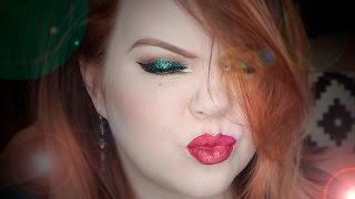 MISTLETOE & SLEIGH QUEEN | Makeup Tutorial