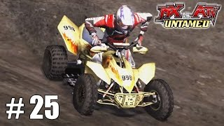MX vs. ATV Untamed - Xbox 360 / Ps3 Gameplay Playthrough X- Cross Tournament PART 25