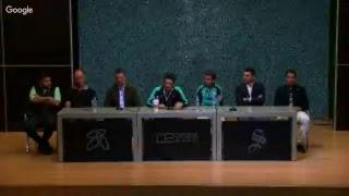 embeded bvideo RUEDA DE PRENSA - NOVIEMBRE 21, 2017