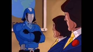 'You have 48 hours Commander, to come up with 200 million dollars.' Cobra Commander: *hisses* the best way to deal with money trouble.