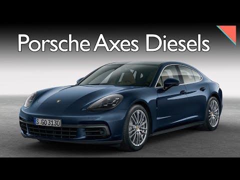 Porsche Axes Diesels, Tesla Semi Truck Tests - Autoline Daily 2441