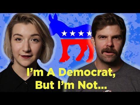 I'm A Democrat, But I'm Not…