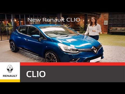 New Renault CLIO – All You Need To Know