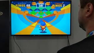 18 Minutes of the Sega Genesis Mini Gameplay (Mega Man: Wily Wars, Sonic 2, & Tetris)