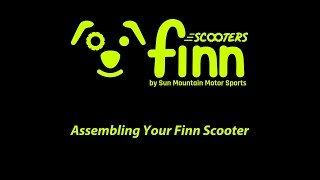 How to assemble a Finn Scooter