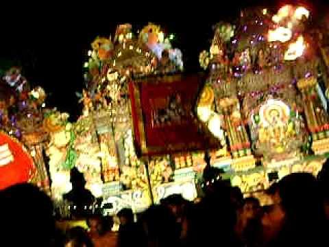 Sri Mamanga Pillaiyar Kovil 7th day Thiruvila 18.07.2009  -6
