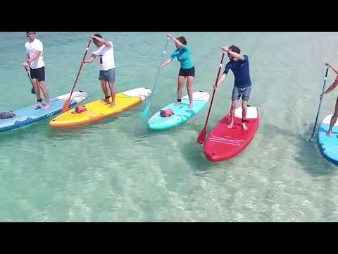 Stand up paddle gonflable débutant X100 Itiwit   Itiwit beginner inflatable  X100 supboard  SUP e18b2a15e9