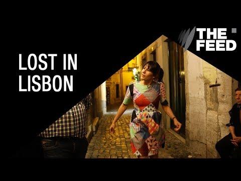 Jan Fran gets lost in Lisbon for Eurovision