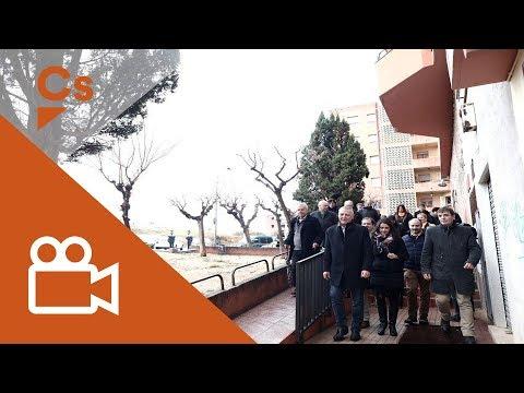 #FigueresNaranja. Recorrido con Inés Arrimadas y Jean Castel thumbnail