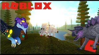 Roblox Dinosaur Simulator - Psychotic Murderer!