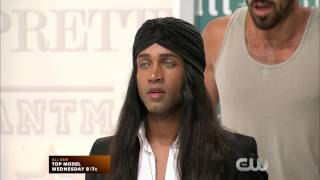 ANTM CYCLE 22: Episode 8 Trailer: The Girl Who Got All Dolled Up