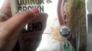 Wild Oats Organic Quinoa & Brown Rice