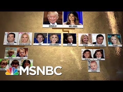 Breaking Down The Trump Family's Many Conflicts Of Interest | Velshi & Ruhle | MSNBC