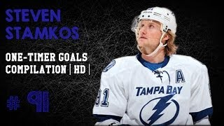 Steven Stamkos One-Timer Goals Compilation [HD]