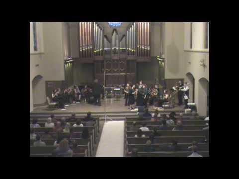 TTU Celtic Ensemble, April 2010,